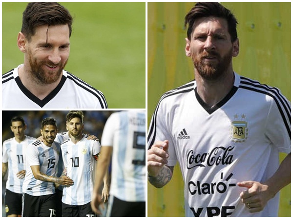 Argentina Will Not Use Messi S Number 10 Jursey In Friendlies