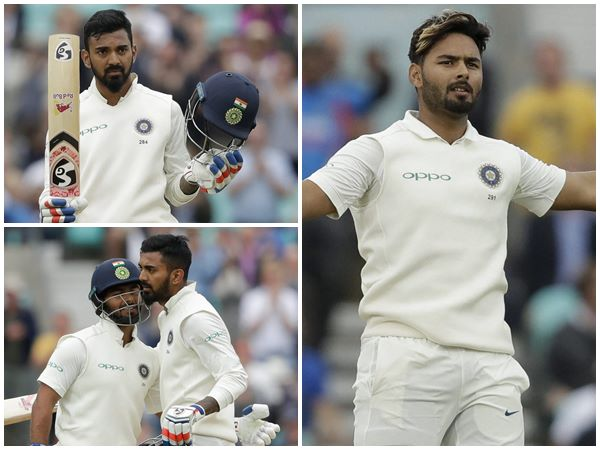 Lokesh Rahul Rishabh Pant Creates Records In Last Test Against England