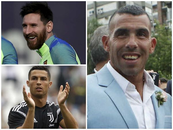 Carlos Tevez Says About Difference Between Messi And Ronaldo