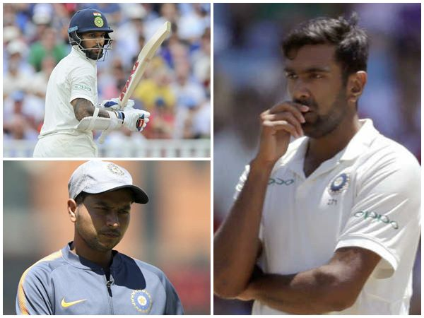 Blunders By India Team In Test Series Against England