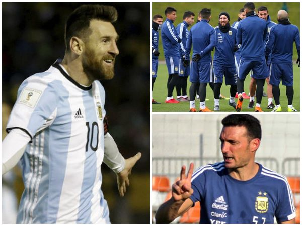 Lionel Messi And Other Senior Players May Return To Argentina Team Next Month