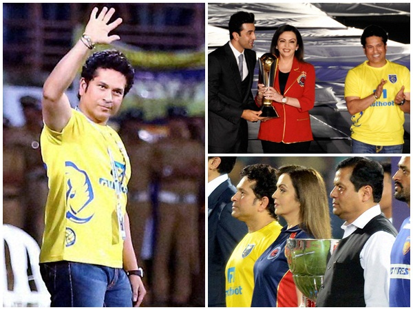 Why Sachin Decided To End Blasters Association
