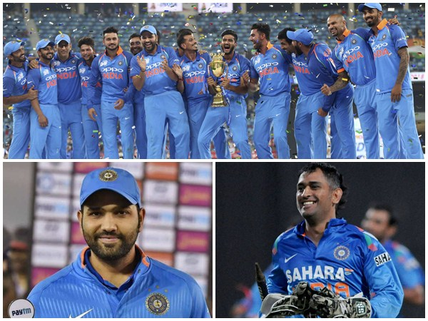 Ms Dhoni And Rohit Sharma Creates Record In Asia Cup