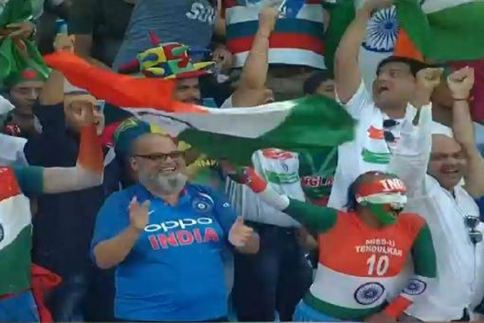 Pakistan Fan Bashir Chacha Cheers For India