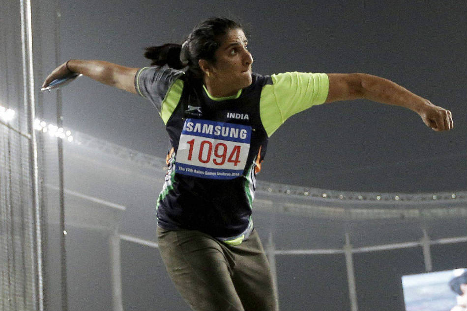 Asian Games 2018 Bronze Winner Seema Punia