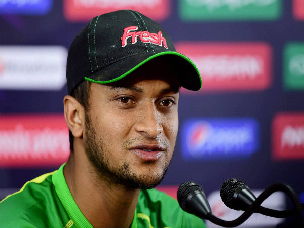 Asia Cup 2018 Injured Shakib Al Hasan