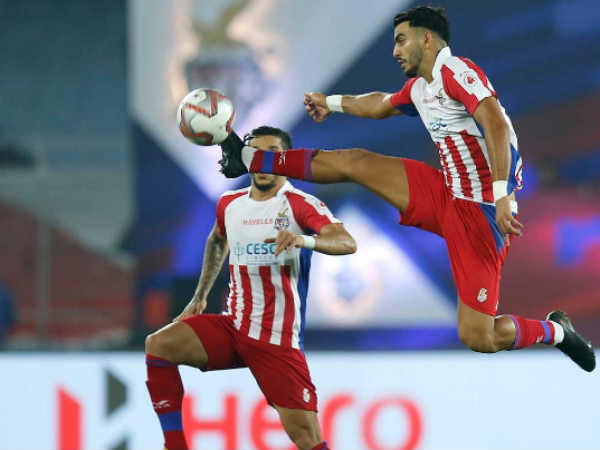 Atk Northeast United Indian Super League Match