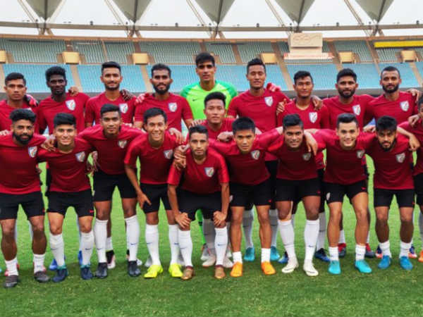 Indian Football Team Announced Against China Friendly
