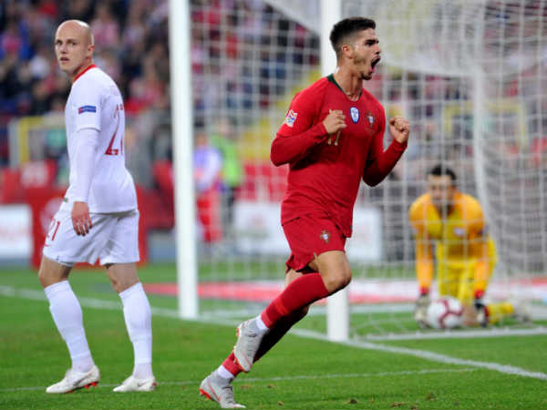 Portugal Beats Poland In Uefa Nations League Football