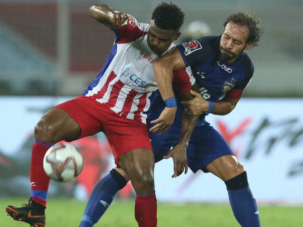 Atk Beats Defending Champions Chennai In Indian Super League