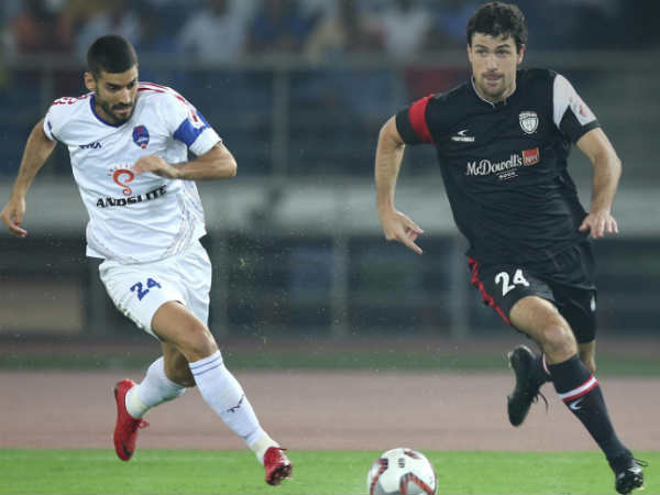Northeast United Beat Delhi Dynamos In Indian Super League