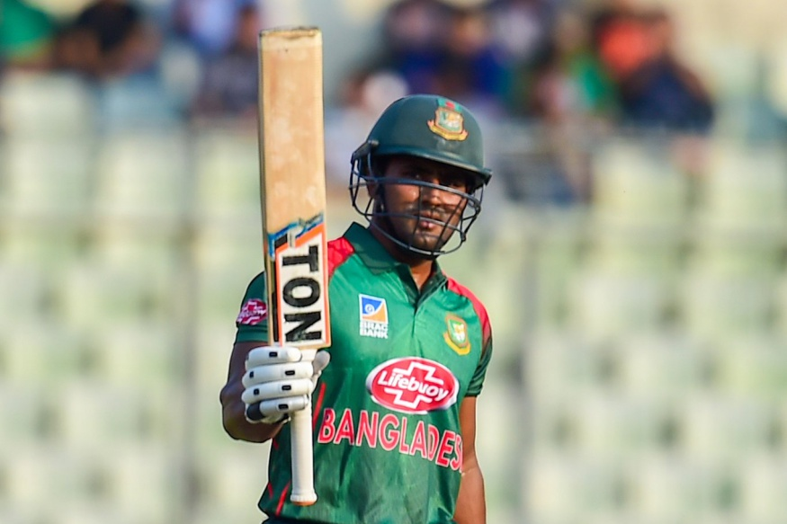 nd Odi Bangladesh Beat Zimbabwe