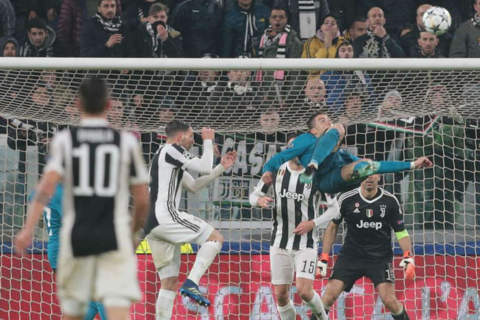 Ronaldo Scores As Juventus Extend Winning Run