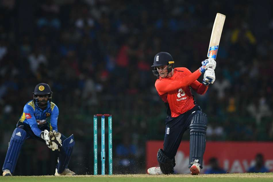 Only T20i England Beat Sri Lanka