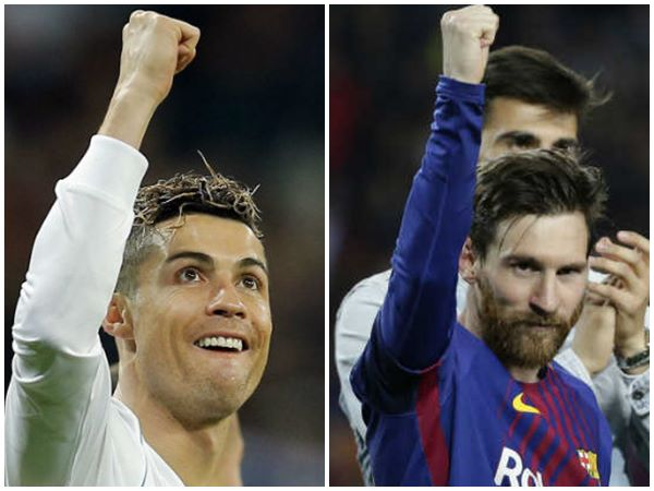 Similarities Between Lionel Messi And Cristiano Ronaldo