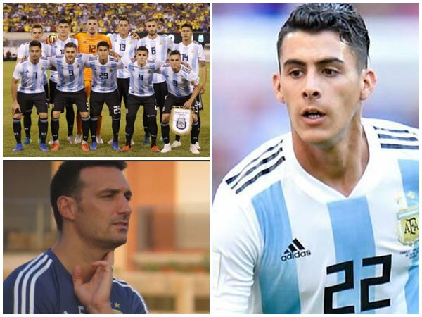Injury Threat For Argentina Football Team