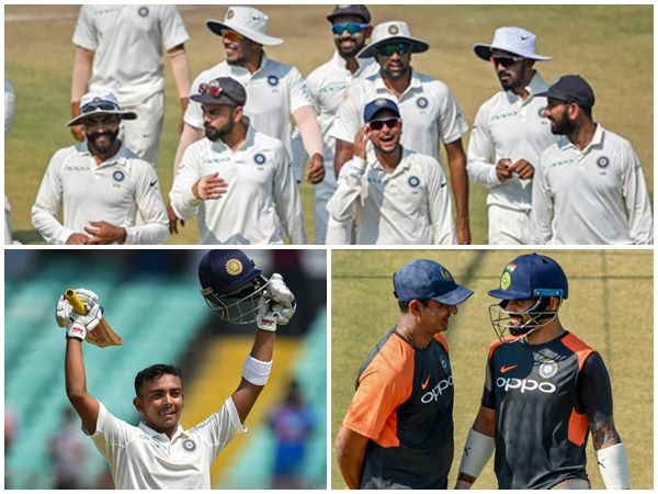 India West Indiest Second Test Match Preview