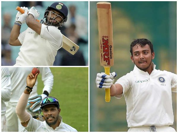 New Options For Team India After Test Series Against West Indies