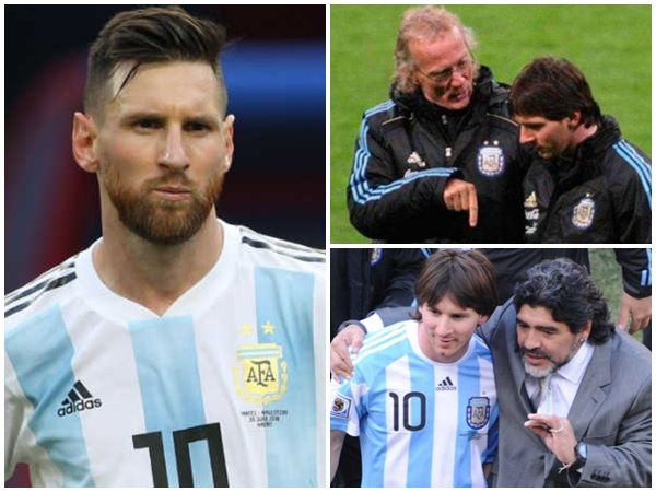 Wish Messi Had Played For Spain Says Former Fitness Coach