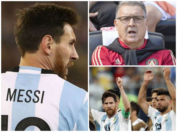 Lionel Messi Is Not Controlling Argentina Team Says Former Coach