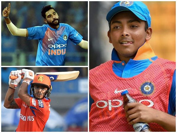 Players Who Were Unlucky To Miss Place In Indian T20 Team