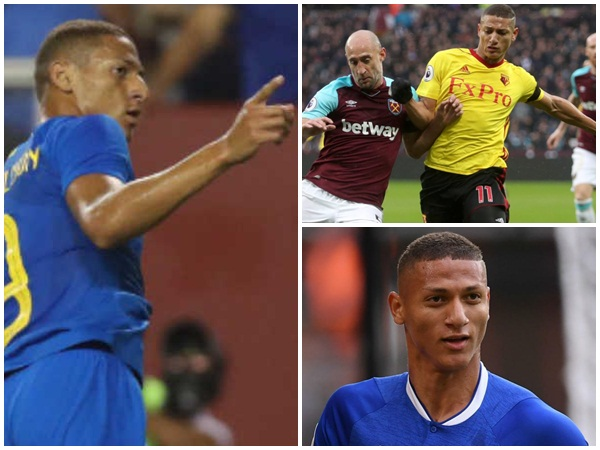 Pablo Zabaleta S Recommendation Crucial To Richarlison S Brazil Call Up
