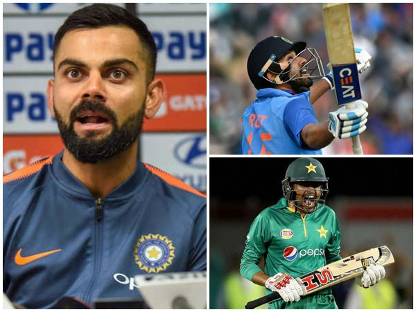 Players Who Can Overcome Virat Kohli In Oneday Ranking