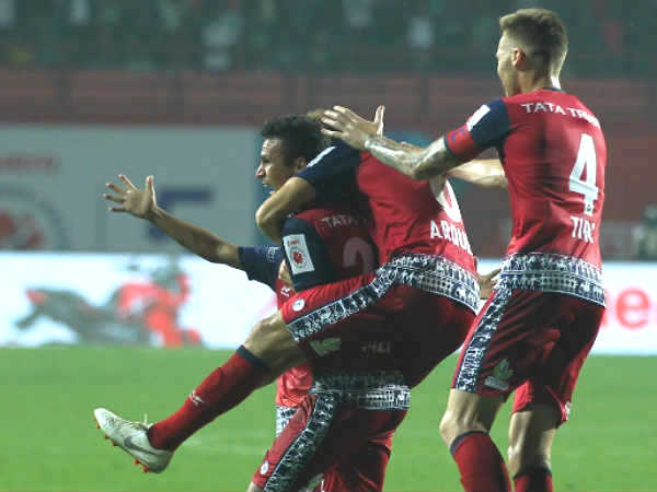 Jamshedpur Fc Beats Fc Goa In Indian Super League Match
