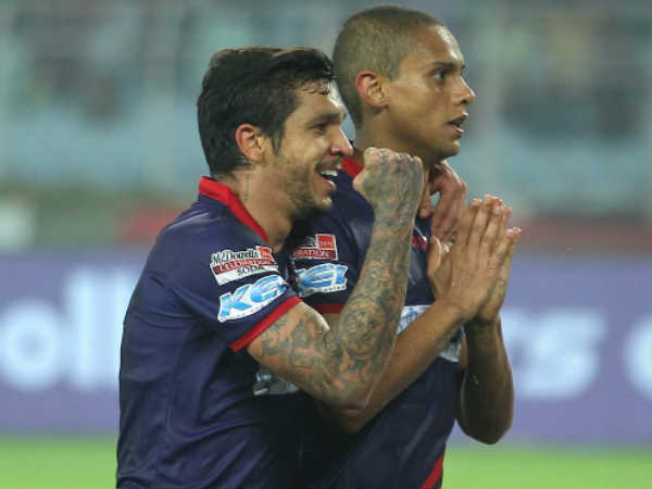 Atk Beats Pune City In Indian Super League Match