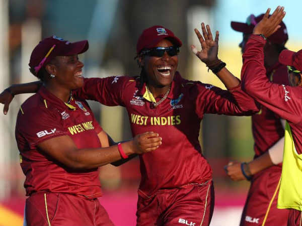 West Indies Beats England In Womens World T20 Cricket Match