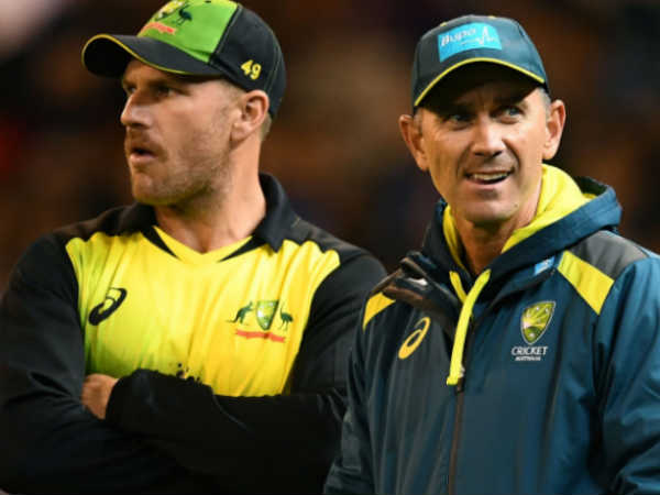 Australian Team And Captain Finch Fined After First T20 Against India