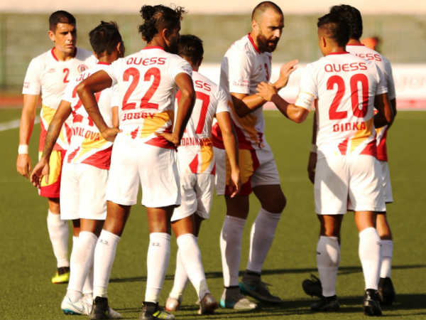 Aizawl Fc Beats East Bengal In I League Football