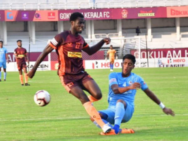 Gokulam Kerala Fc Churchill Brothers I League Match Ends In Draw
