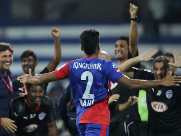 Bengaluru Ride Rahul Bhekes Late Winner To Beat Pune City