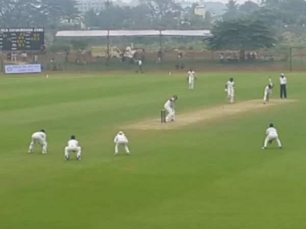 Ranji Trophy Kerala Vs Hyderabad Day Two Update