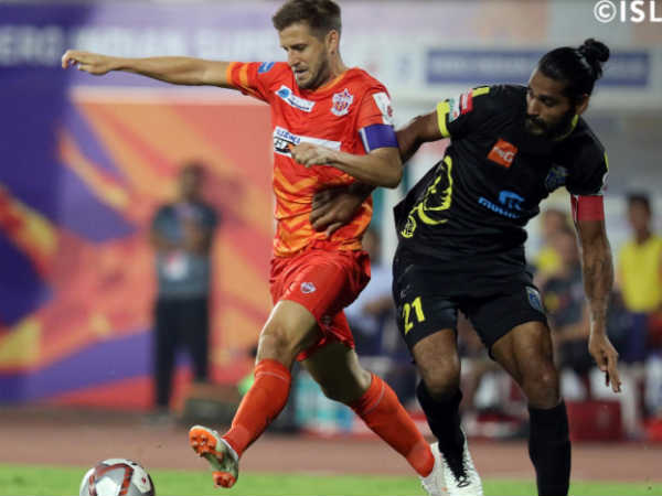 Kerala Blasters Pune City Indian Super League Match Live Updates