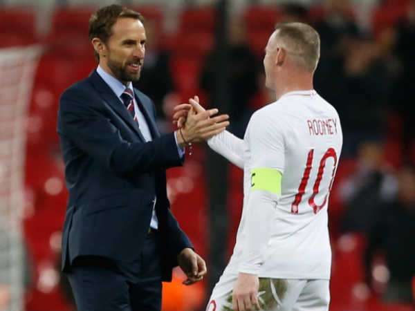 England Beats Usa In Wayne Rooney S Testimonial Match
