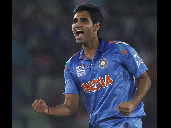 Bhuvneshwar Kumars Form Ahead Of World Cup