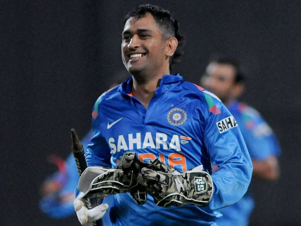 Ms Dhoni Playing World Cup As A Mentor