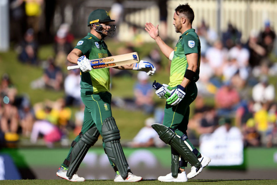 Miller Du Plessis Centuries Clinch Series For South Africa