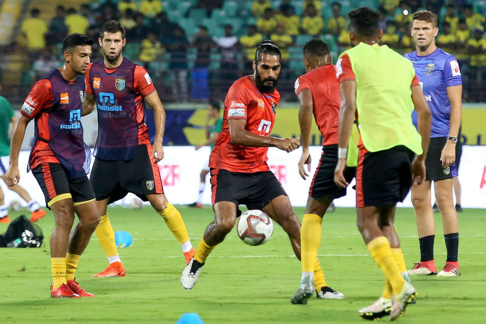 Isl Kerala Blasters Vs Fc Goa Match Preview