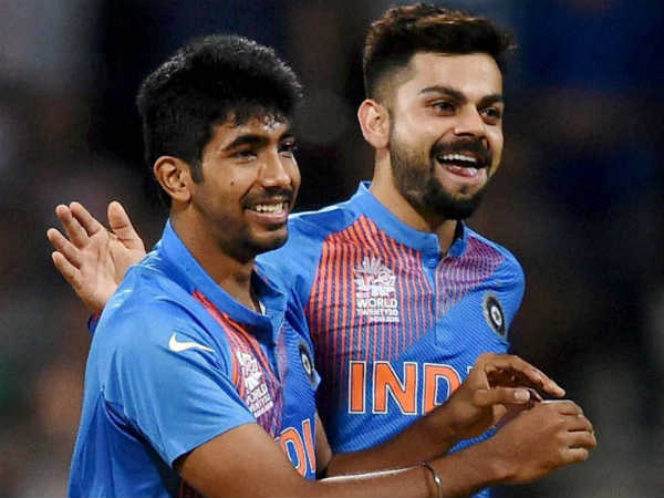 Virat Kohli And Jasprit Bumrah Retains Top Spot In Odi Ranking