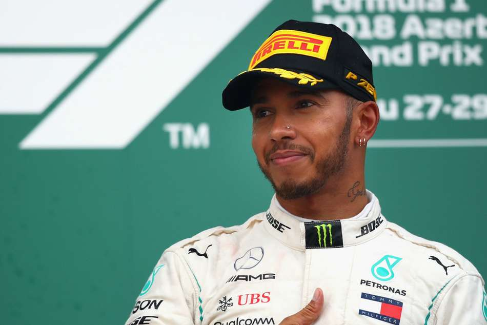 Lewis Hamilton Ends Season With Abu Dhabi Win