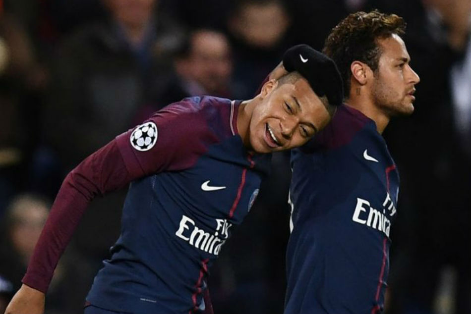 Mbappe And Neymar Score As Psg Register Record 12th Straight Win