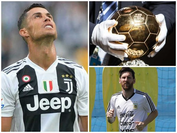 Messi And Ronaldo Not In Ballon Dor Top 3 Race After Halfway Mark In Voting