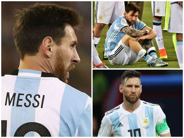 Lionel Messi Definitely Returning To Argentina Team Says General Manager