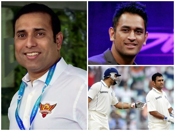 Never Blamded Ms Dhoni For Retirement Says India S Test Legend Laxman
