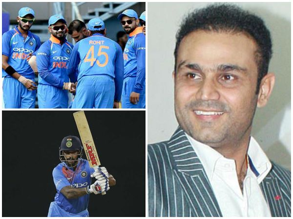 Virender Sehwag Cracks Gst Joke After India Beaten By Australia