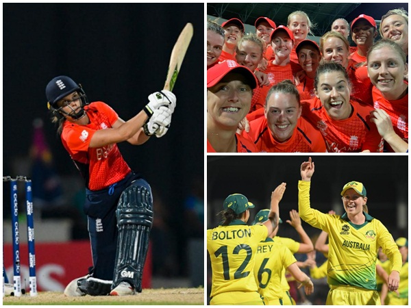 England Beats India In Womens World T20 Semi Final