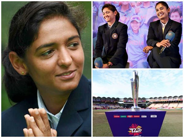 Harmanpreet Kaur Named Captain Of Womens World T20 Eleven